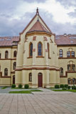 Seminary. Picture of a seminary in zagreb Royalty Free Stock Photos