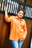 Semini Iddamalgoda Royalty Free Stock Photo