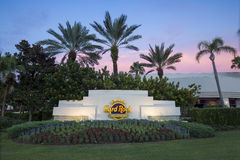 Free Seminole Hard Rock Hotel & Casino Royalty Free Stock Image - 56218106