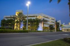 Seminole Hard Rock Hotel & Casino Garage Royalty Free Stock Images