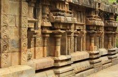 Seminterrato della torre del tempio antico Fotografia Stock Libera da Diritti