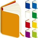 Semiopen book Royalty Free Stock Photos