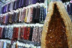 Semiprecious gemstones Zdjęcia Royalty Free