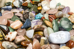 Semiprecious gemstones Obraz Royalty Free