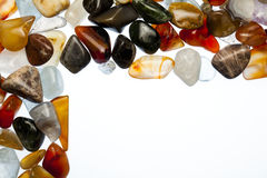 Semiprecious stones Royalty Free Stock Photography
