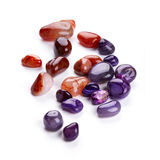 Semiprecious stones Royalty Free Stock Photos