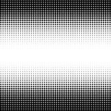 Semitono moderno del progettista dei punti neri su bianco royalty illustrazione gratis