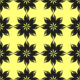 Semitransparent Floral Background Stock Images