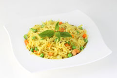 Semiya upma Royalty Free Stock Images