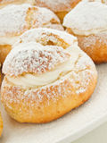 Semla Royalty Free Stock Photo