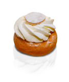 Semla pastry Royalty Free Stock Photos