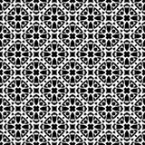 Semless黑色dezine白色后面地面 三角,摘要 图库摄影