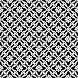 Semless黑色dezine白色后面地面 三角,摘要 库存图片