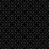 Semless黑色dezine白色后面地面 三角,摘要 库存照片