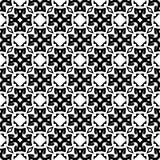 Semless黑色dezine白色后面地面 三角,摘要 免版税图库摄影