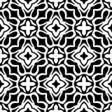 Semless黑色dezine白色后面地面 库存图片