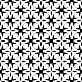 Semless Black dezine White Back ground. Abstract geometric striped triangles seamless pattern in black and white, background Printing Laser cut Royalty Free Stock Images