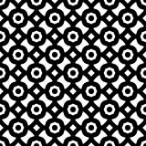 Semless Black dezine White Back ground. Triangles, abstract. Abstract geometric striped triangles seamless pattern in black and white, background Royalty Free Stock Photo