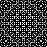Semless Black dezine White Back ground. Triangles, abstract. Abstract geometric striped triangles seamless pattern in black and white, background Stock Photo