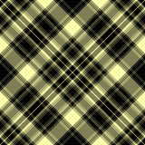 Semless diagonal checkered pattern Stock Photography