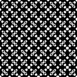 Semless-Schwarzes dezine Weiß-Rückseitenboden Dreiecke, Zusammenfassung Stockfotografie