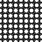 Semless-Schwarzes dezine Weiß-Rückseitenboden Dreiecke, Zusammenfassung Stockfotos