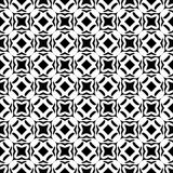 Semless-Schwarzes dezine Weiß-Rückseitenboden Dreiecke, Zusammenfassung stockbild