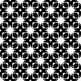 Semless-Schwarzes dezine Weiß-Rückseitenboden Dreiecke, Zusammenfassung Lizenzfreie Stockfotos