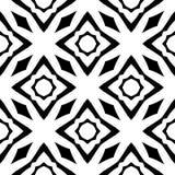 Semless-Schwarzes dezine Weiß-Rückseitenboden Dreiecke, Zusammenfassung lizenzfreies stockfoto