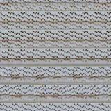 Semless tekstura dziurkowaty metal Zdjęcie Stock