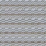 Semless textur av perforerad metall Royaltyfri Fotografi