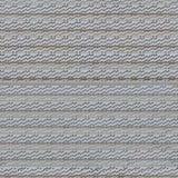 Semless textur av perforerad metall Royaltyfri Foto