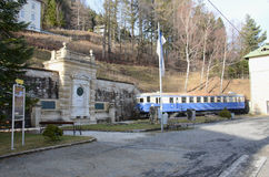 Semmering station Royalty Free Stock Image