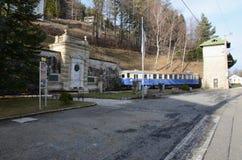 Semmering station Stock Images