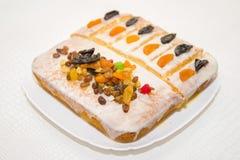 Semolina κέικ Στοκ φωτογραφίες με δικαίωμα ελεύθερης χρήσης