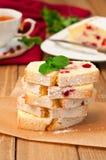 Semolina cake Royalty Free Stock Images