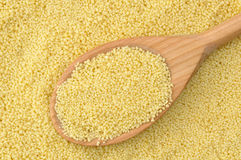 Semolina couscous Royalty Free Stock Photos