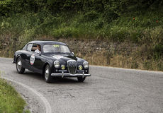 Semoule 2000 de Pinin de berlinetta de LANCIA Aurelia B20 GT 1951 Photographie stock