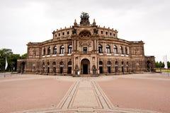 Semper Oper Stockbilder