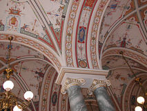 Semper Opera. Dresden royalty free stock photography