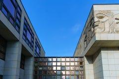 Semper zwei Dresden obrazy stock