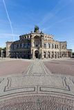 Semperoper Royalty Free Stock Photography