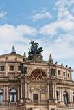 Semperoper, Dresde Images stock