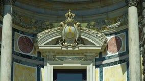 Semperoper, teatro da ópera do Saechsische Staatsoper Foto de Stock