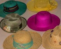 Semplicemente cappelli #4 immagini stock