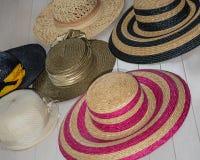 Semplicemente cappelli #2 immagini stock
