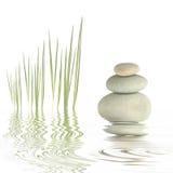 Semplicità di zen Immagine Stock