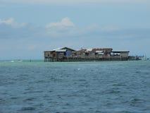Sempoerna, Sabah, Malasia Imágenes de archivo libres de regalías