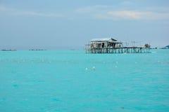 Semporna Sabah Borneo Photographie stock