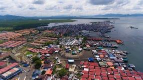Semporna Sabah Malaysia fotografia stock
